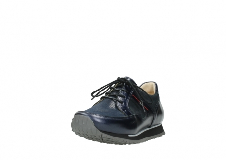 wolky walking shoes 05804 e walk 84800 blue stretch leather_21