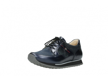 wolky walking shoes 05804 e walk 84800 blue stretch leather_22