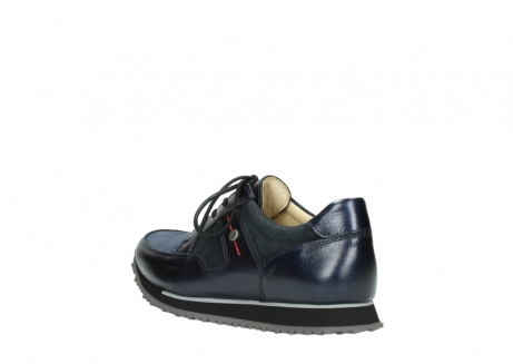 wolky walking shoes 05804 e walk 84800 blue stretch leather_4