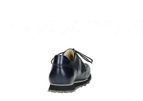 wolky walking shoes 05804 e walk 84800 blue stretch leather_8