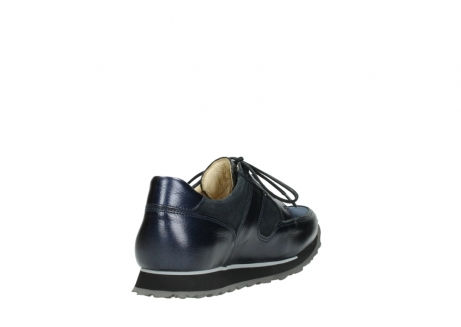 wolky walking shoes 05804 e walk 84800 blue stretch leather_9