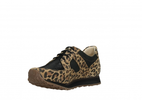 wolky walking shoes 05804 e walk 90000 leopardprint leather limited edition_10