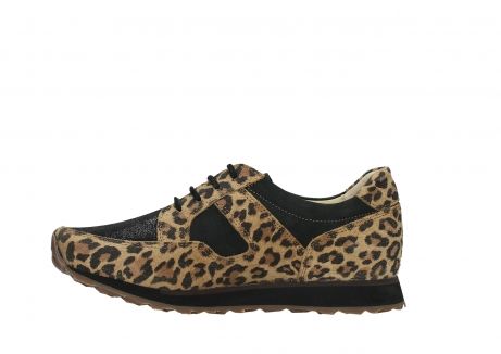 wolky walking shoes 05804 e walk 90000 leopardprint leather limited edition_13