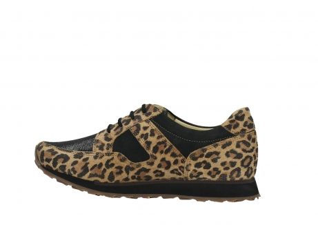 wolky walking shoes 05804 e walk 90000 leopardprint leather limited edition_14