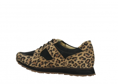 wolky walking shoes 05804 e walk 90000 leopardprint leather limited edition_15