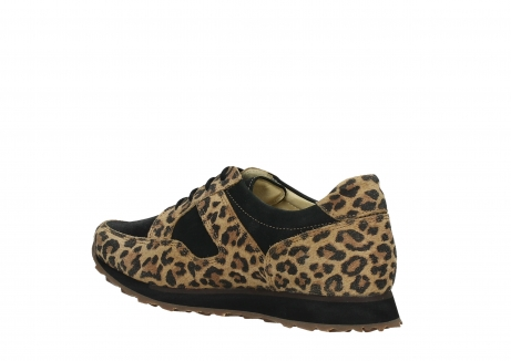 wolky walking shoes 05804 e walk 90000 leopardprint leather limited edition_16