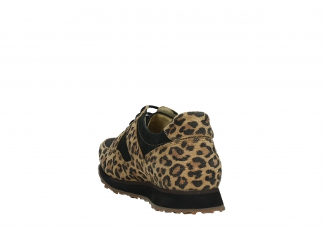wolky walking shoes 05804 e walk 90000 leopardprint leather limited edition_18