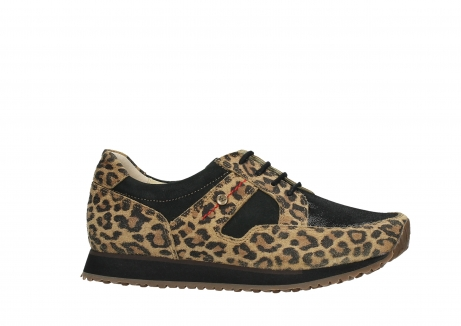 wolky walking shoes 05804 e walk 90000 leopardprint leather limited edition_2