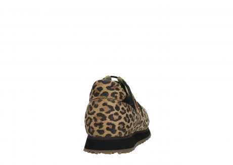 wolky walking shoes 05804 e walk 90000 leopardprint leather limited edition_20