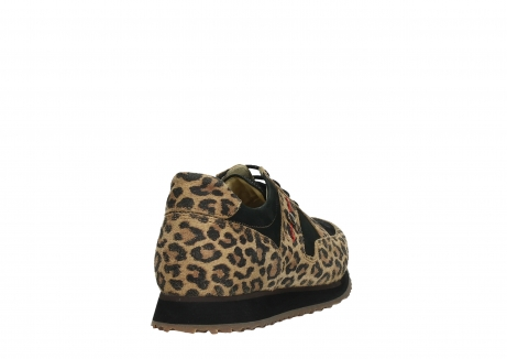 wolky walking shoes 05804 e walk 90000 leopardprint leather limited edition_21