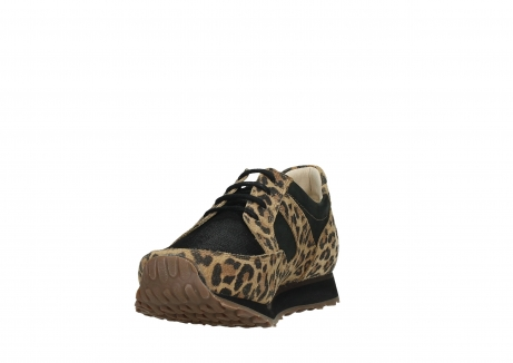 wolky walking shoes 05804 e walk 90000 leopardprint leather limited edition_9