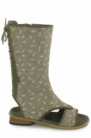 wolky women sandals 4602 lorain 915 taupe canvas