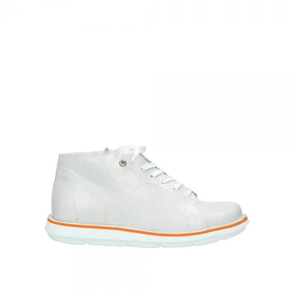 Damen Boots, Schuhe 08477 Basalt weiß   08719205076803