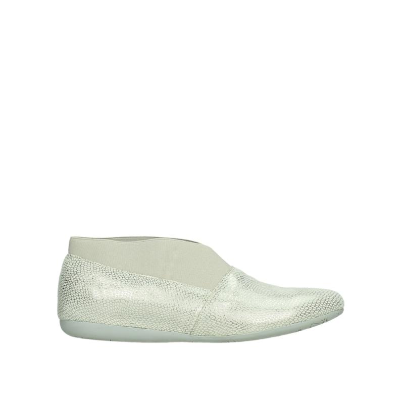 Wolky ballerinas 00111 Miami - 20120 gebroken wit leer