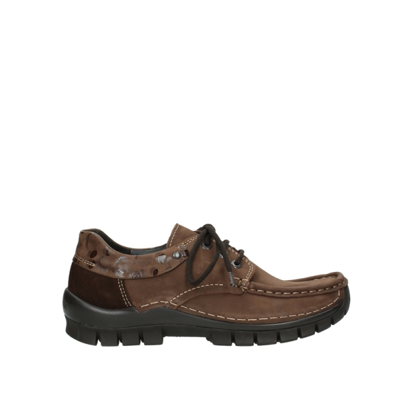 Wolky Veterschoenen 04726 Fly winter - 59430 cognac leer