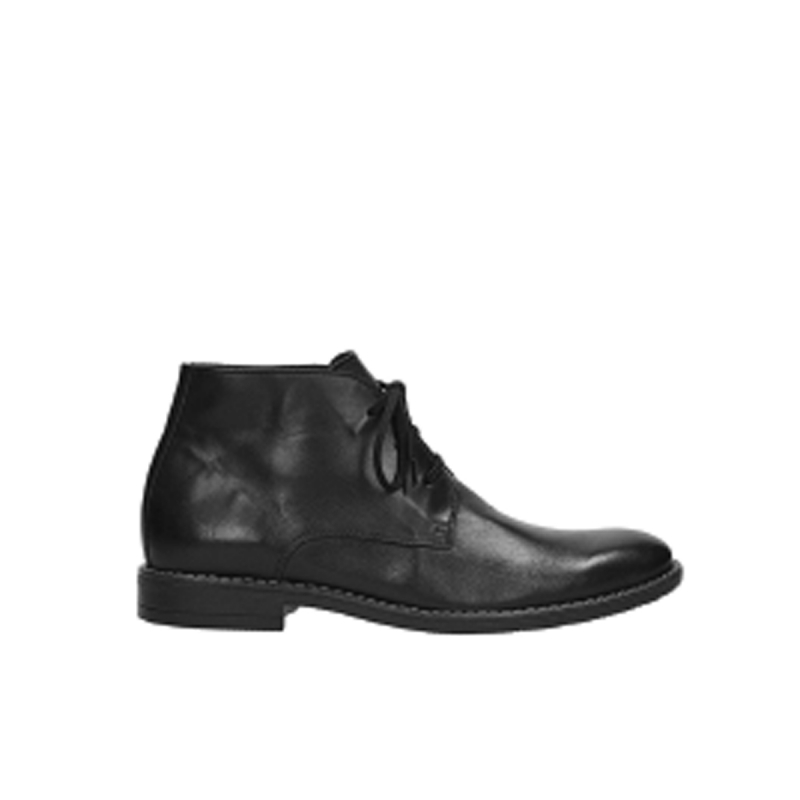 Wolky Veterschoenen 09986 Washington Men - 20000 zwart leer