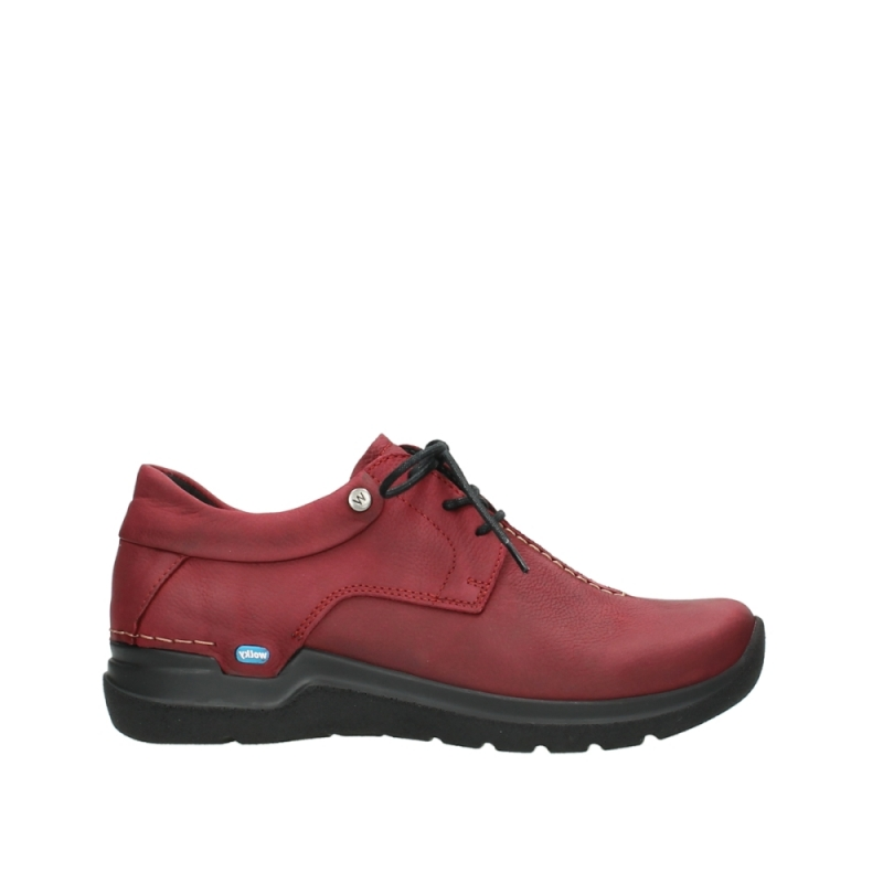 Wolky Veterschoenen 06603 Wasco - 11530 bordeaux nubuck