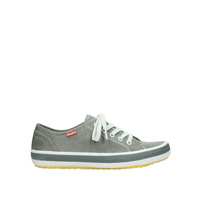 Wolky Sneakers 01227 Giro - 30200 grijs leer