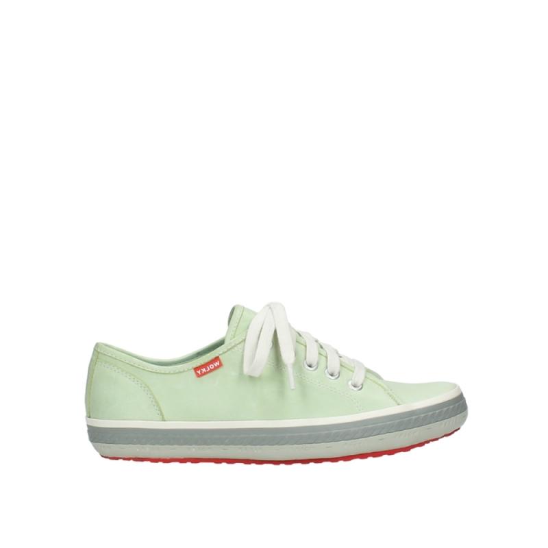 Wolky Sneakers 01227 Giro - 30750 lime leer