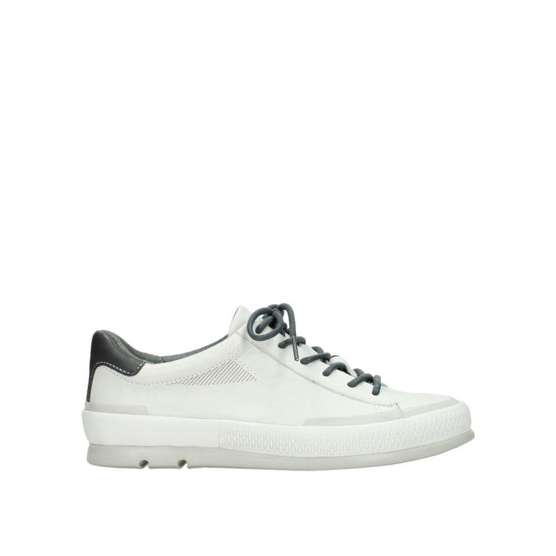 Wolky Sneakers 01926 Katla - 30120 gebroken wit leer